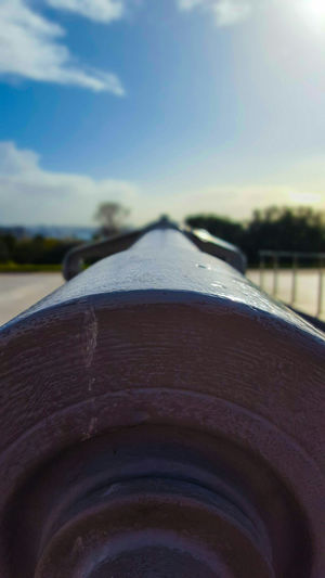 Hot Sunny Day New Zealand Photography Beautiful Pacific Ocean Canon Gun Mesuem War Auckland