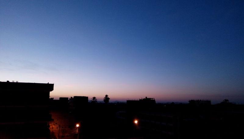 Sky Egypt Luxor Esna HTC Desire
