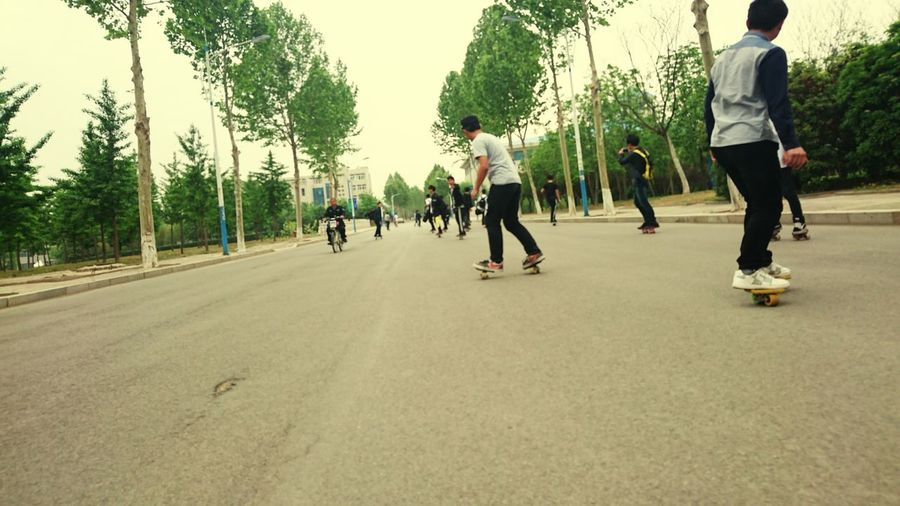 The Great Outdoors With Adobe JMK FREELINE SKATE
