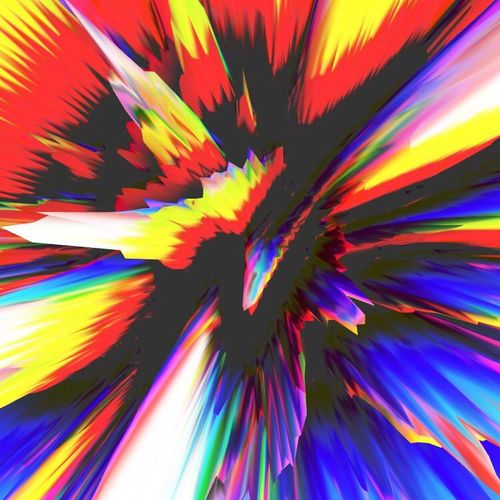 Xplosed Colors Yellow Pink Purple Blue Allcolors Design Multi Colored Abstract Vibrant Color Exploding Studio Shot Vitality Full Frame Pattern Variation Backgrounds No People Day Spectrum
