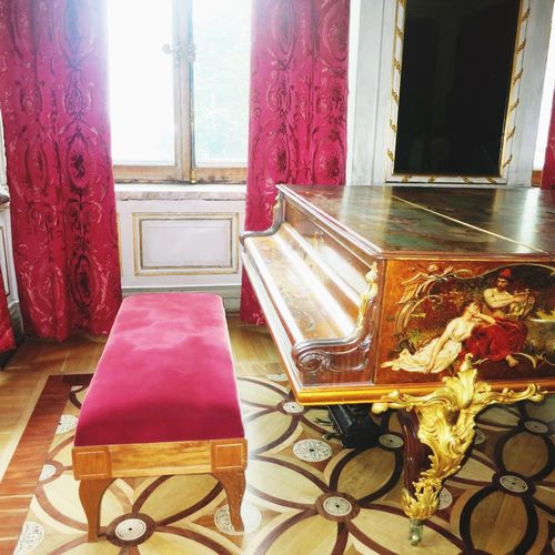 Beautiful instrument ☺️ Pianoforte Flügel Historical Piano Hermitage, St. Petersburg Spb Musical Instruments Handmade Art Music Russia