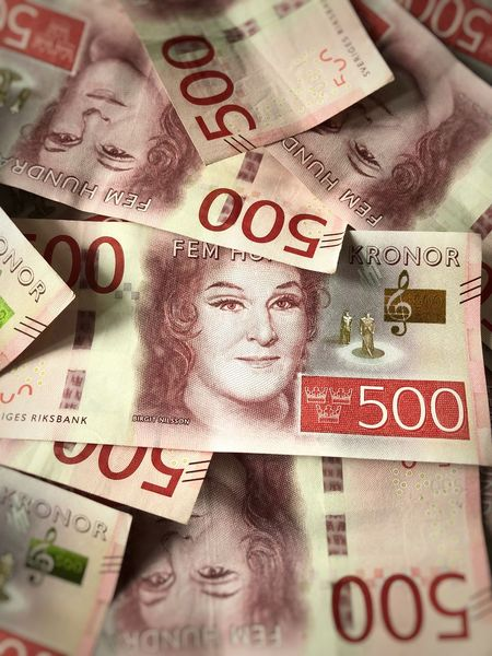 swedish money SEK Finance Currency Paper Currency Business Wealth Investment Number No People Savings Finance And Economy Business Finance And Industry Close-up Economy Full Frame Backgrounds Still Life Banking Indoors  Group Of Objects Exchange Rate