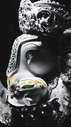 Lord Ganesha son of Lord Shiva Mumbai Cha Raja