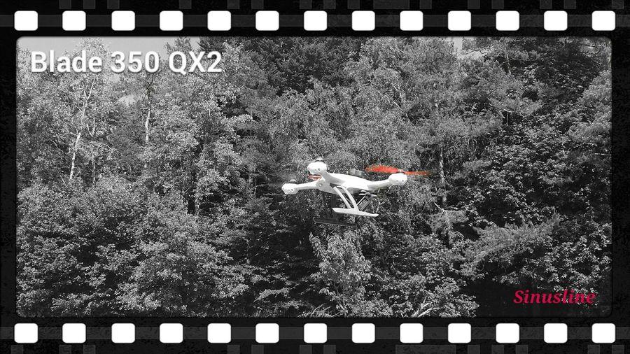 Blade 350 QX2 Flight Photo Hersbruck Bernhof
