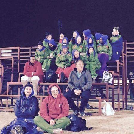 Namibia NSSU FIH Southafrica NamibianHockey Potch IPT Girlshockey Umpire