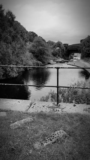 Water Architecture Footpath Tranquility Scenics Outdoors The Week On Eyem Samsungphotography Blackandwhite Photography Check This Out Taking Photos Canals And Waterways Monochrome Photography