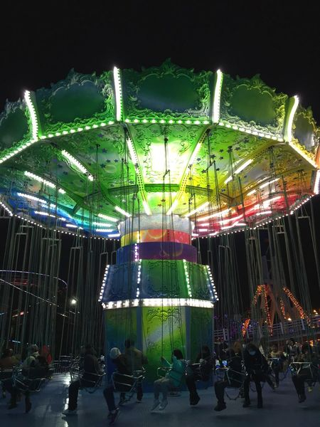 Travelling Travel Amusementpark Nightphotography Night Check This Out Tadaa Community Discover Your City Colorful Children Playing Colors Learn & Shoot: After Dark