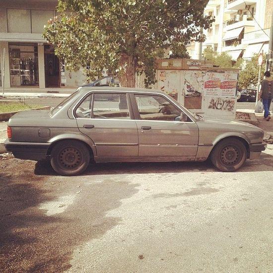 Η γριούλα μου Bmw E30  Topgear Topcar Old Car BMW E30 Bmw318i