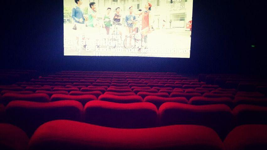 Movie time ? Enjoying Life Hanging Out Couple MOVIE