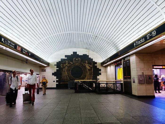 NY Penn Station