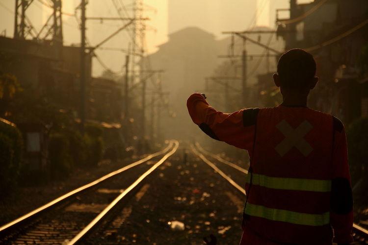 Heroes INDONESIA Jakarta Rail Railway Street Streetphotography
