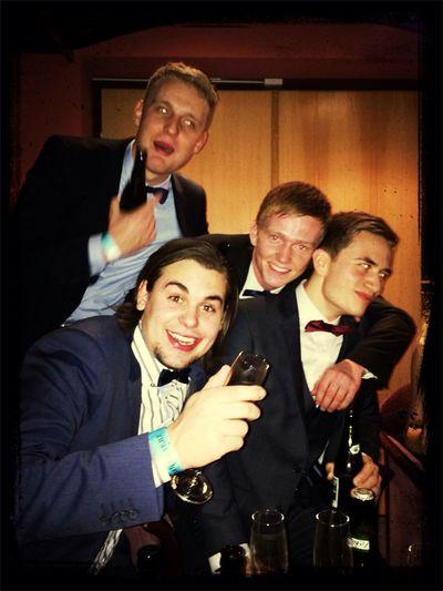 Boys boys boys!
