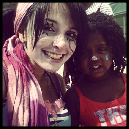 Fazer o bem sem olhar a quem! Instagood Amor BonecaDePano Sonhar sorriso smile criança cores brasil brazil colors