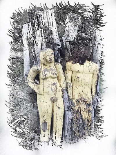 Anonymous Australiana Facial Experiments Adam&eve Forgotten Dreams New Nightmares Photographic Approximation Surrealism