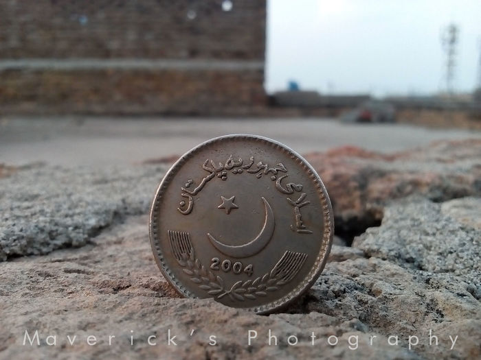 Abstract Amateurphotography Beautiful Bokeh Photography Check This Out Close Up Close-up Coin Cool Currency Focus On Foreground Hauweiy3ii Huaweiphotography Macro Mad Metallic No People Old Pakistan Pakistani Rusty Rusty,