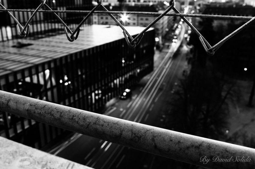 Ich verliere nicht! Entweder ich gewinne oder ich lerne. No People Architecture Outdoors Close-up Sky Black And White Lifestyles Canonphotography Canon Basel, Switzerland Messe