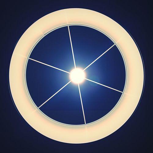 Lamp Torches Light Restaurant Design Round Wheel