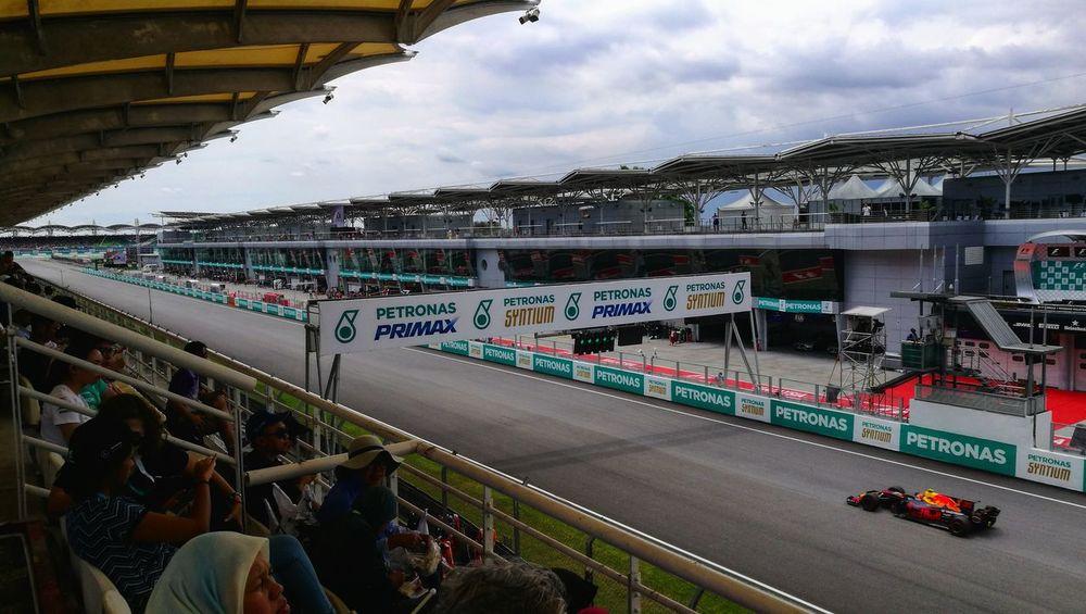 Sepang Sepang International Circuit Kuala Lumpur Malaysia  Formula 1