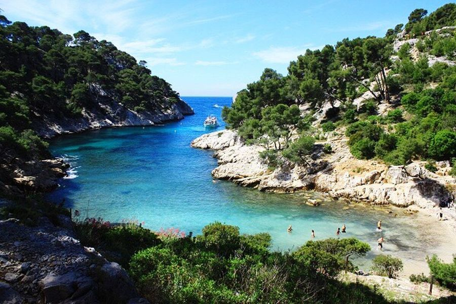 Cassis Calanques  Sun☀ Relaxing Enjoying Life First Eyeem Photo