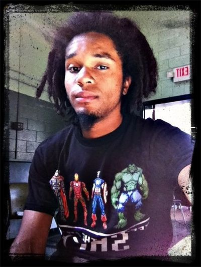Chillin That's Me Working The Avengers The joy of being back at work