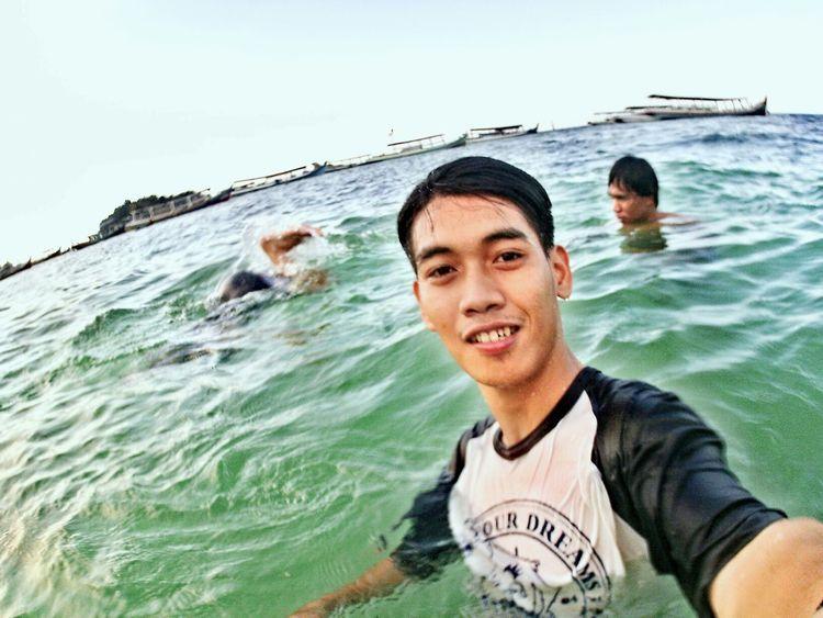 Explore beach Gopro in Belitung