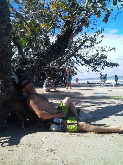 Boipeba Island Bahia Beach Friendship Only Boats Preserved Nature Quiet Life Wonderful Food
