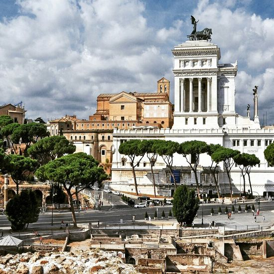 Rome, beautiful city Amazing Places To See Amazing_captures Awesome_shots Best View Beautiful City Rome, Italy Rome Italy EyeEm Best Shots Eyem Best Shot My Best Photo 2015