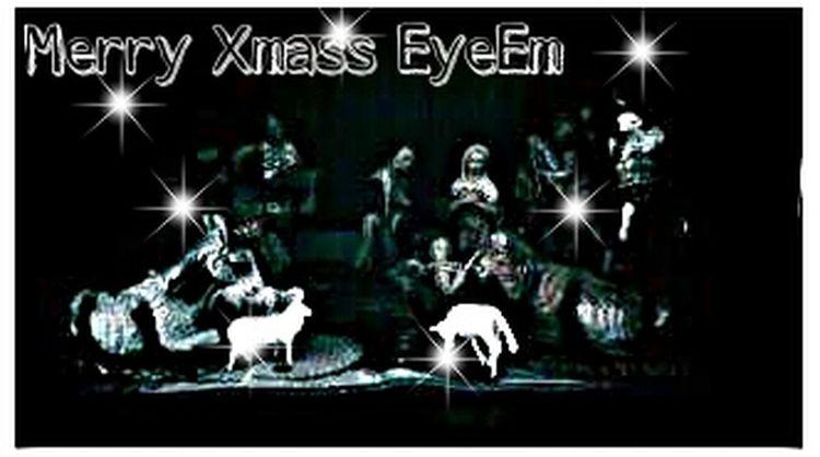 Marry Xmass EyeEm friends!!! Mary Christmas