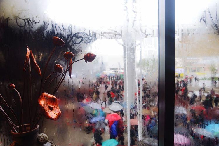 Expo Raindrops