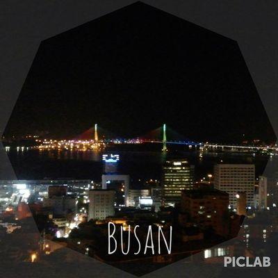 South Korea Busan Landsape Piclab