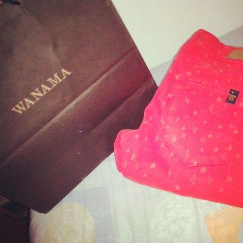 Vintage Denim Wanama Shopping jeans