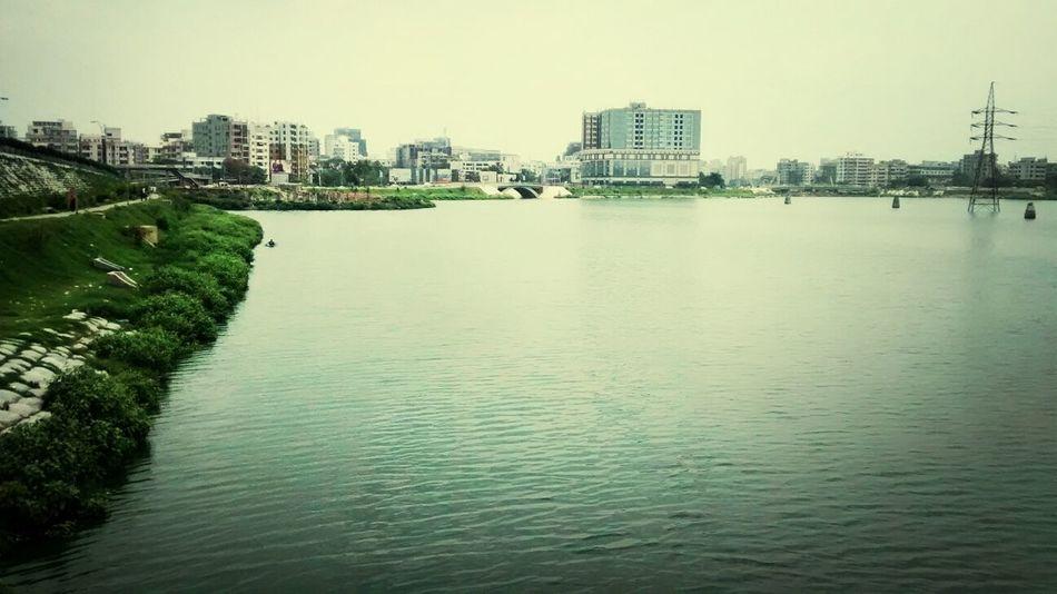 Landscape Dhaka Colours Of Bangladesh