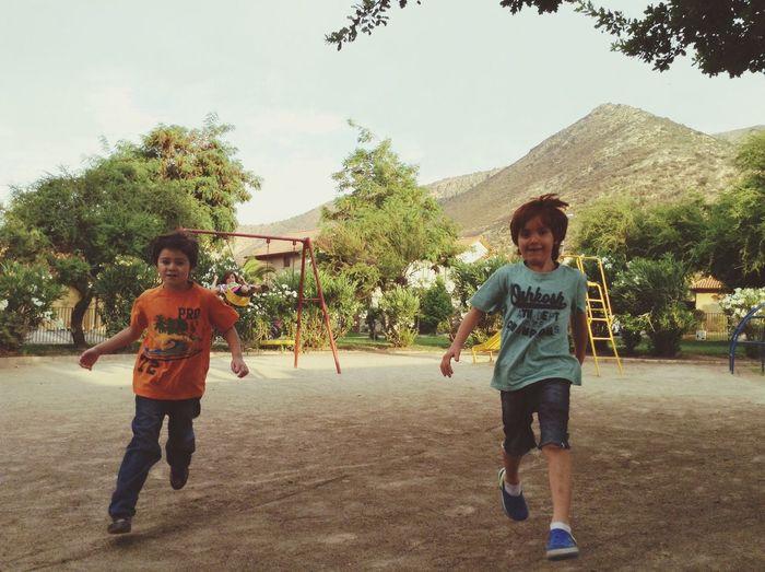 Super Friends Enjoying Life Hi!
