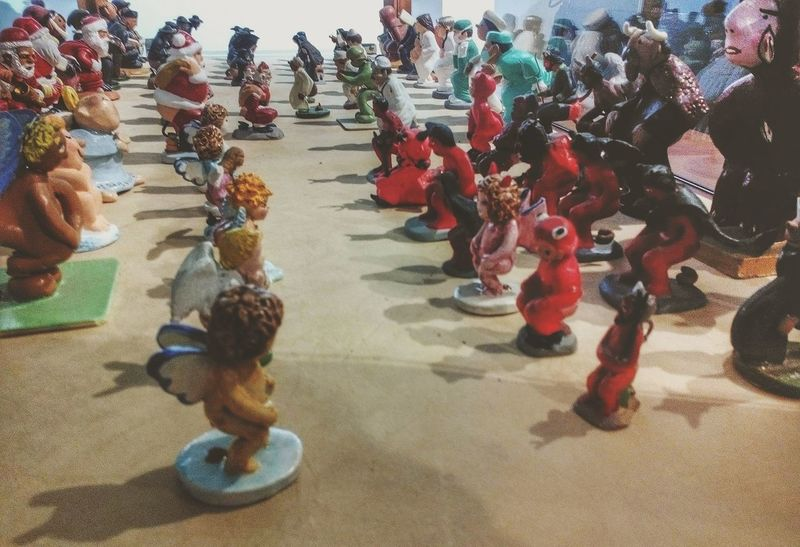 nadie se escapa de hacer una buena cagada Caganer Traditions Tradiciones en Vic Osona Barcelona Catalunya SPAIN From My Point Of View Enjoying Life