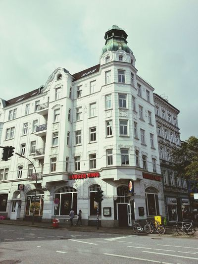 Hamburg Architecture Kiez