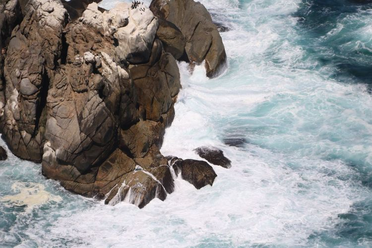 EyeEm Selects Water Nature Sea Day Beauty In Nature Rock Wave