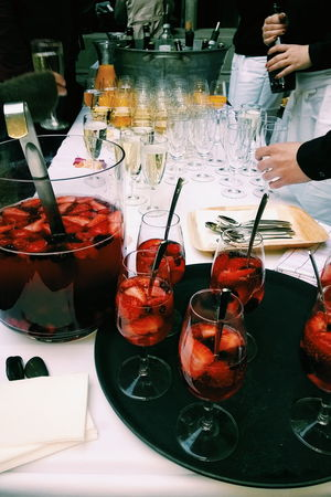 Drinks Alcohol Choice Close-up Composition Drink Drinking Glass Focus On Foreground Food And Drink Freshness Glass Indoors  Indulgence Preparation  Red Refreshment Liquid Lunch Party Temptation Variation Wine Wineglass Alchol Free Fruit Bowl No Alkohol Drinks