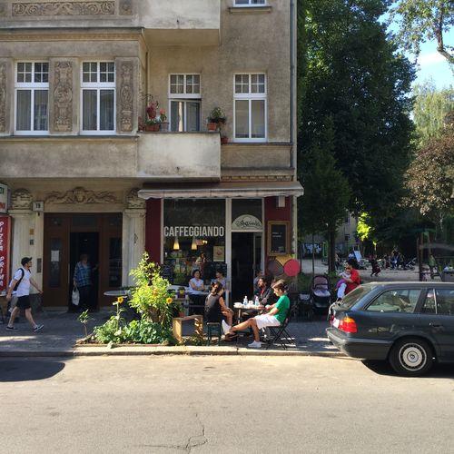 Caffegiando Anzengruberstrasse Neukölln Cafe Cafe Time Cafe Latte Cafeteria Cafe Americano Cappuccino Italia Italian