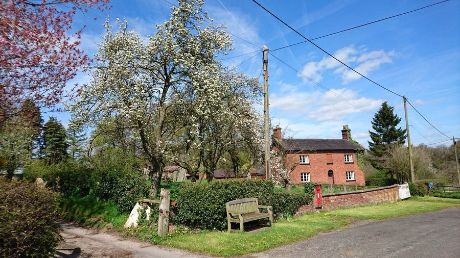 Village Life Countryside Country Life Nature On Your Doorstep Natural Beauty Old Buildings Historical Building Farming Local Life Blue Sky Sunshine Going For A Ride  Taking Photos Check This Out Hello World Swettenham, Cheshire, UK.