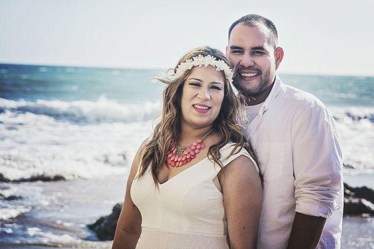 Engagement: Karen & Oscar Malibu El Matador