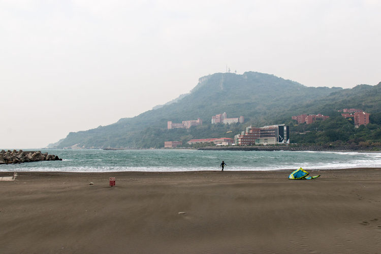 Beach Beauty In Nature Day Hills Kaohsiung Mountain Nature Outdoors Sand Scenics Sea Sky Taiwan Taiwanese Water 國立中山大學 西子灣 西子灣海水浴場 高雄
