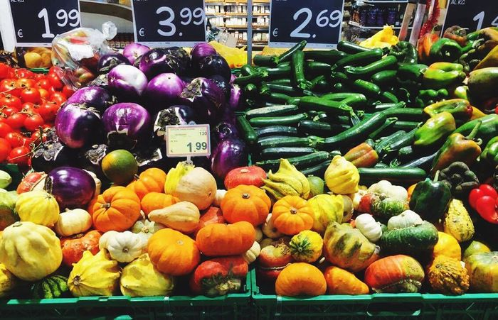 Vegetable Food Variation Choice Market Freshness Food And Drink Healthy Eating For Sale Retail  Abundance Market Stall Large Group Of Objects No People Mediterranean Food Mediterranean Diet Multicolor The Still Life Photographer - 2018 EyeEm Awards