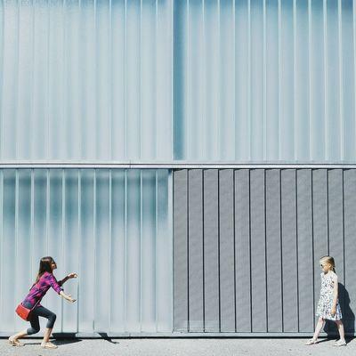 Minimal Minimalarchitecture Architecture Germany EyeEm Best Shots EyeEm Best Edits Amazing Architecture Happy People Children Photography Children