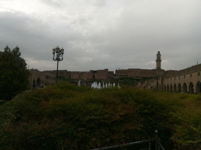 Arbil Castle