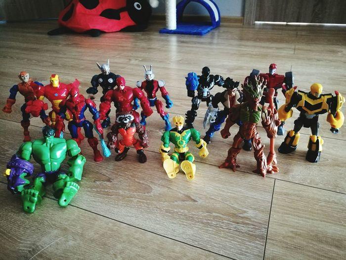 Mashers Hasbro Marvel Avengers