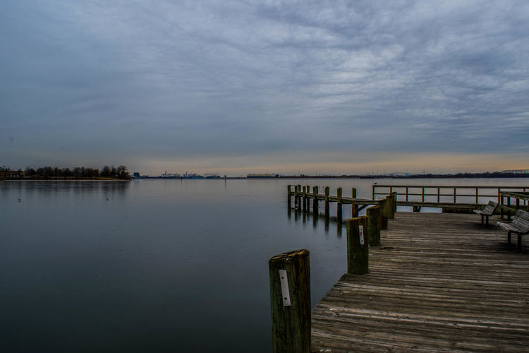 Baltimore Beauty In Nature Charmcity Day Maryland MDinFocus Nature No People Outdoors Reflection Sky Water