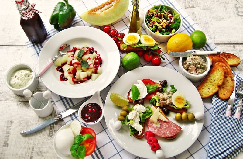 Appetizer Dinner Food Food And Drink Food Styling Foodstyling Freshness Fruits Handmade By Me Healthy Eating Indulgence Lunch Meal Picknick Plate Ready-to-eat Salad Served Serving Dish Serving Size Table Temptation Tomato Vegetable