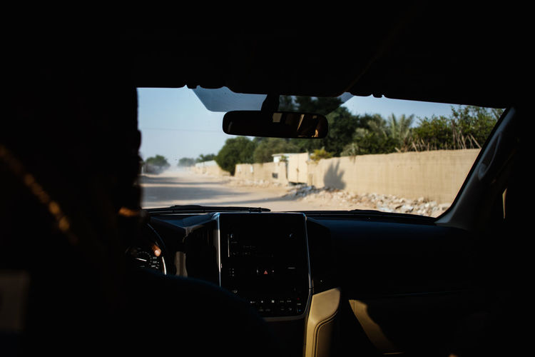 Car Interior Transparent Indoors  Window on the move Driving Windshield Glass - Material Road Land Vehicle Motor Vehicle Car Travel Traveling Driving