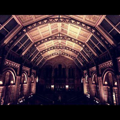 NaturalHistoryMuseum London Architecture Interior UK. Samsung Galaxy S4 Zoom