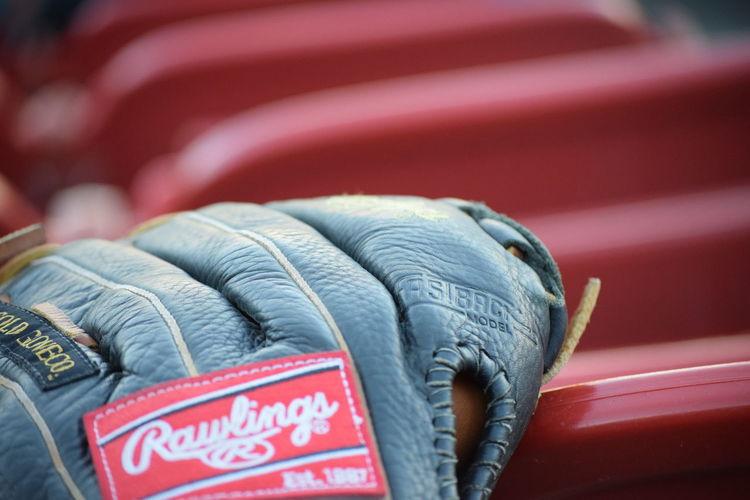 Baseball Baseball Glove Bleachers Game Springball